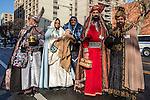 East Harlem Hosts Annual Three Kings Parade