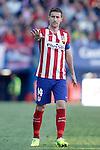 Atletico de Madrid's Gabi Fernandez during La Liga match. April 17,2016. (ALTERPHOTOS/Acero)