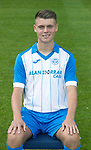 St Johnstone FC Season 2017-18 Photocall<br />Ciaran Brian<br />Picture by Graeme Hart.<br />Copyright Perthshire Picture Agency<br />Tel: 01738 623350  Mobile: 07990 594431