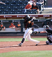 Heliot Ramos - San Francisco Giants 2021 spring training (Bill Mitchell)