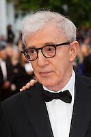 Woody Allen - 69EME FESTIVAL DE CANNES 2016 - OUVERTURE DU FESTIVAL AVEC 'CAFE SOCIETY'