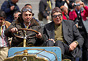 04/06/05 - CIRCUIT HISTORIQUE - PUY DE DOME - FRANCE - Commemoration officielle du Centenaire de la Course GORDON BENNETT. Edouard et Francois MICHELIN - Photo Jerome CHABANNE
