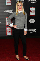 HOLLYWOOD, LOS ANGELES, CA, USA - NOVEMBER 04: Angela Kinsey arrives at the Los Angeles Premiere Of Disney's 'Big Hero 6' held at the El Capitan Theatre on November 4, 2014 in Hollywood, Los Angeles, California, United States. (Photo by Celebrity Monitor)