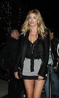 April 19, 2012 Doutzen Kroes asiste a la proyección de Warner Bros. Pictures con la cinta  ¨The Lucky One¨ en el Hotel Crosby Street en Nueva York.(*Foto:©RW/Mediapunch/NortePhoto.com*)