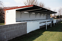 General view of Street FC Football Ground, The Tannery, Street, Somerset, pictured on 27th March 1997