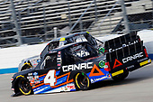 #4: Raphael Lessard, Kyle Busch Motorsports, Toyota Tundra Canac, #98: Grant Enfinger, ThorSport Racing, Ford F-150 Farm Paint/Curb Records