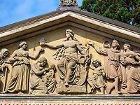 Trinkhalle beim Kurhaus, Baden-Baden, Baden-Württemberg, Deutschland, Europa<br /> pump room at Kurhaus, Baden-Baden, Baden-Wuerttemberg, Germany, Europe