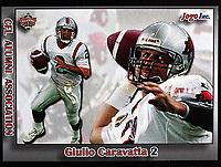 Gullio Caravatta-JOGO Alumni cards-photo: Scott Grant
