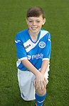 St Johnstone Academy Under 14's…2016-17<br />Kyle Burns<br />Picture by Graeme Hart.<br />Copyright Perthshire Picture Agency<br />Tel: 01738 623350  Mobile: 07990 594431