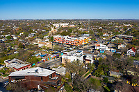 East 11th Street has been transformed to a visitor-oriented destination consisting of three to five story buildings that provide entertainment, retail and office uses that attract people to East Austin.
