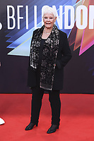 Judi Dench at the 'Belfast' premiere during the 65. BFI London Film Festival 2021 at the Royal Festival Hall. London, 12.10.2021. Credit: Action Press/MediaPunch **FOR USA ONLY**