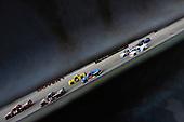 #54: David Gilliland, DGR-Crosley, Toyota Tundra Frontline Enterprises Inc/CROSLEY Brands and #51: Harrison Burton, Kyle Busch Motorsports, Toyota Tundra DEX Imaging