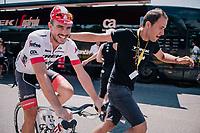 Stage 14: Saint-Paul-Trois-Châteaux > Mende (187km)<br /> <br /> 105th Tour de France 2018<br /> ©kramon