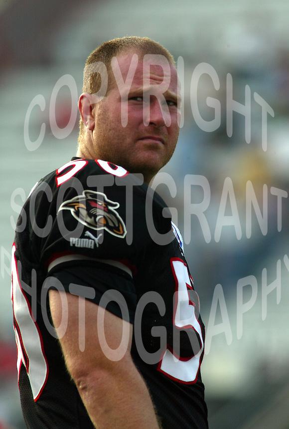 Steven Glenn Ottawa Renegades 2003. Photo Scott Grant
