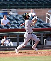 Austin Beck - Mesa Solar Sox - 2021 Arizona Fall League (Bill Mitchell)