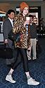 Karen Gillan departs from Tokyo International Airport