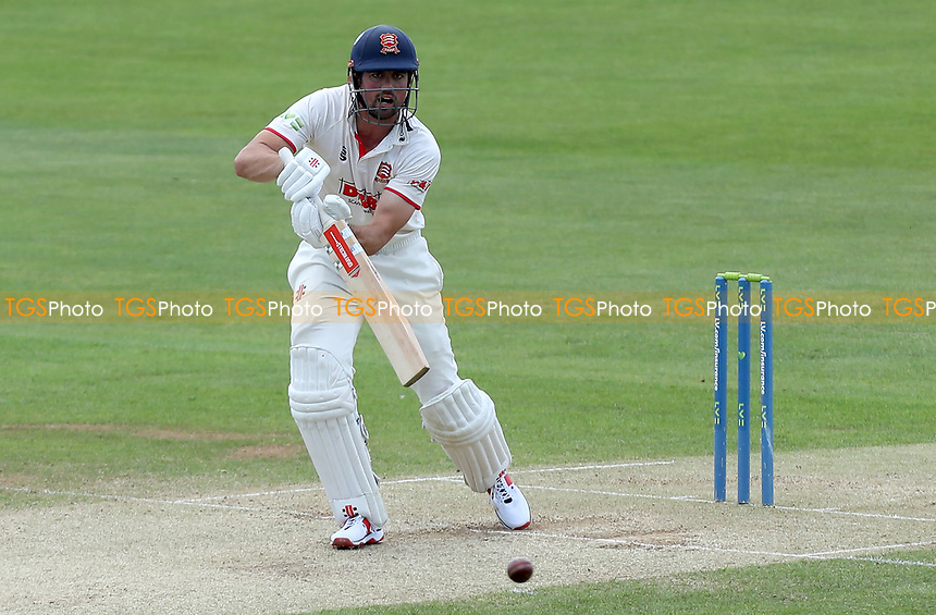 Sir Alastair Cook of Essex in batting action during Essex CCC vs Nottinghamshire CCC, LV Insurance County Championship Group 1 Cricket at The Cloudfm County Ground on 5th June 2021