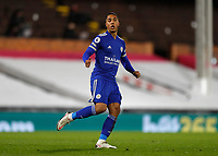 3rd February 2021; Craven Cottage, London, England; English Premier League Football, Fulham versus Leicester City; Youri Tielemans of Leicester City