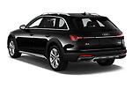Car pictures of rear three quarter view of 2021 Audi A4-allroad Premium-Plus 5 Door Wagon Angular Rear