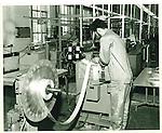 The Harper-Leader factory in Waterbury, 1974.