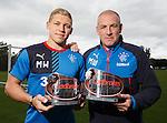 061015 Rangers awards