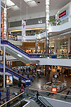 Great Britain, Hampshire, Southampton: Interior of the West Quay Shopping Centre