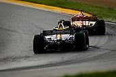 #27: Alexander Rossi, Andretti Autosport Honda, #28: Ryan Hunter-Reay, Andretti Autosport Honda