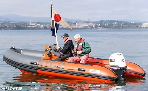 Barry MacNeaney, the Chairperson of the Dun Laoghaire Combined Yacht Clubs  (pictured right) says the clubs will proceed with eight separate championships salvaged from July's cancelled Volvo Dun Laoghaire Regatta