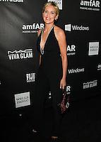HOLLYWOOD, LOS ANGELES, CA, USA - OCTOBER 29: Sharon Stone arrives at the 2014 amfAR LA Inspiration Gala at Milk Studios on October 29, 2014 in Hollywood, Los Angeles, California, United States. (Photo by Celebrity Monitor)