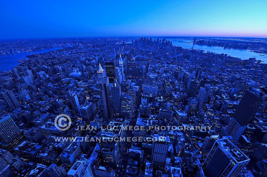 NYC FROM THE TOP