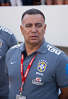 Marcio de Oliveira.  The USWNT defeated Brazil, 4-1, at an international friendly at the Florida Citrus Bowl in Orlando, FL.
