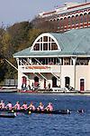 Boston, DeWolfe Boathouse, Boston University; Rowers, Sunday, October 22, 2006, Head of the Charles Regatta