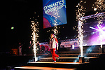 Gymnastics World Cup  23.3.19. World Resorts Arena. Birmingham UK.<br />  n action