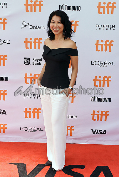 """11 September 2017 - Toronto, Ontario Canada - Loung Ung. 2017 Toronto International Film Festival - """"First They Killed My Father"""" Premiere held at Princess of Wales Theatre. Photo Credit: Brent Perniac/AdMedia"""