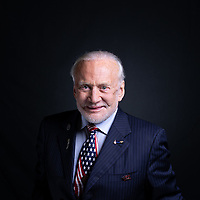 Buzz Aldrin is one of the most famous astronauts in history. He and Neil Armstrong were the first men to set foot on the moon as part of the Apollo 11 mission. Fifty years ago, Buzz planted the American Flag on the face of the moon. He has written 9 books, is a recipient of the Presidential Medal of Freedom and the Congressional Gold Medal, and is a tireless advocate for space exploration and discovery.