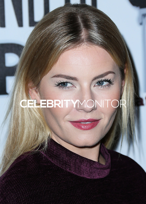 LOS ANGELES, CA, USA - NOVEMBER 02: Actress Elisha Cuthbert arrives at the 2014 Stand Up For Pits Event held at Improv on November 2, 2014 in Los Angeles, California, United States. (Photo by Xavier Collin/Celebrity Monitor)