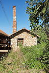 Cookhouse, Customs' Staff Canteen, Bisezhai Station, Mengzi (Mengtse).