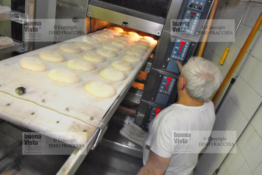 - bakery....- forno per il pane