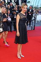 Jasmine Trinca , sur le tapis rouge pour la projection du film D APRES UNE HISTOIRE VRAIE, hors competition lors du soixante-dixième (70ème) Festival du Film à Cannes, Palais des Festivals et des Congres, Cannes, Sud de la France, samedi 27 mai 2017.