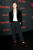 LOS ANGELES - JUN 28:  Jeremy Ford at Netflix's Fear Street Triology Premiere at the LA STATE HISTORIC PARK on June 28, 2021 in Los Angeles, CA