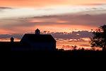 23 October 2010.  Kentucky Sunset