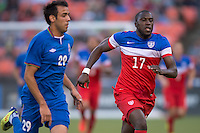 San Francisco, CA., - Tuesday, May 27, 2014: The USMNT defeated Azerbaijan 2-0 in an International friendly game at Candlestick Park.