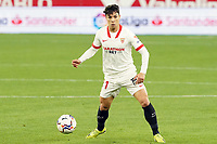 Sevilla FC' Oliver Torres during La Liga match. February 6,2021. (ALTERPHOTOS/Acero)<br /> Liga Spagna 2020/2021 <br /> Sevilla FC Vs Getafe <br /> Photo Acero/Alterphotos / Insidefoto <br /> ITALY ONLY