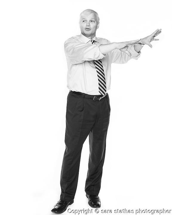 Rich Meeusen, CEO of Badger Meter