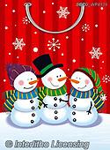 Alfredo, CHRISTMAS SANTA, SNOWMAN, WEIHNACHTSMÄNNER, SCHNEEMÄNNER, PAPÁ NOEL, MUÑECOS DE NIEVE, paintings+++++,BRTOWP4139,#x#