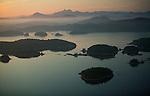 Broughton Archipelago and the Pacific Ranges, British Columbia, Canada