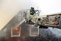 13.03.2016: Grossbrand in Wallerstädten