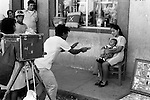Managua Nicaragua 1973. Street photographer. 1970s Central America, mother and new baby