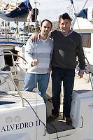 Alvedro II .XXIII Edición de la Regata de Invierno 200 millas a 2 - 6 al 8 de Marzo de 2009, Club Náutico de Altea, Altea, Alicante, España