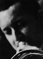 Earl Swope, trombonist.